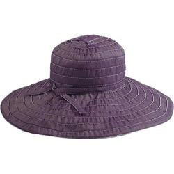 Women's San Diego Hat Company Floppy RBL4770 Purple