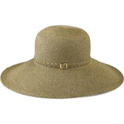 Women's San Diego Hat Company Floppy UBL4136 Gold
