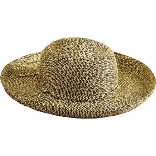Women's San Diego Hat Company Paperbraid Large Brim Hat P...