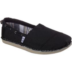 Women's Skechers BOBS Chill Rowboat Black