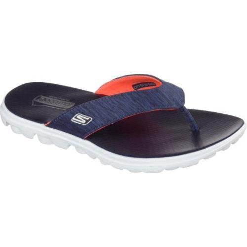 feae21f74715 Shop Women s Skechers On the GO Flow Navy - Free Shipping On Orders Over   45 - Overstock - 9716186