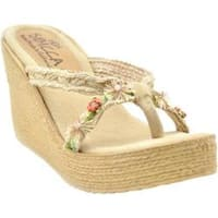 Women's Volatile Vine Natural Jute