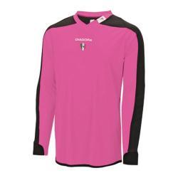 Boys' Diadora Enzo GK Jersey Hot Pink