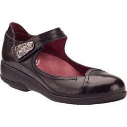 Women's Gravity Defyer Voya Black Leather