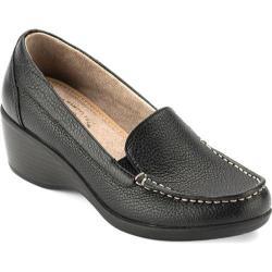 Women's Eastland Iris Black Leather