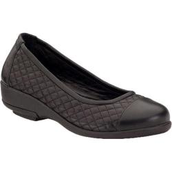 Women's Gravity Defyer Genevy Black Leather