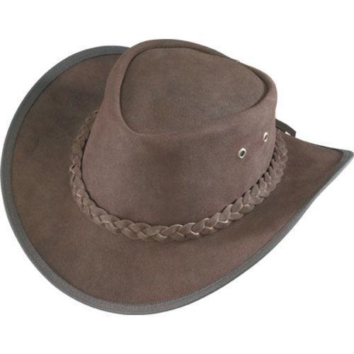 Men's Henschel Outback 62918 Brown (US Men's M (Hat 7-7 1...