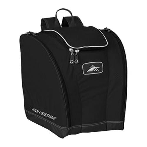 c7ccfa3578 Shop High Sierra Trapezoid Boot Bag Black - Free Shipping Today -  Overstock.com - 9724676