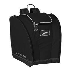 High Sierra Trapezoid Boot Bag Black