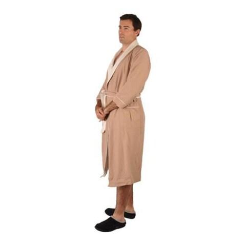 Chadsworth & Haig Microplush Robe- 5XL Size Sedona