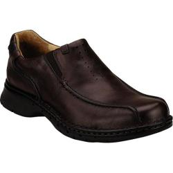 Men's Clarks Un.Seal Brown Leather