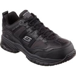 Men's Skechers Work Relaxed Fit Soft Stride Grinnell Comp Black (More options available)