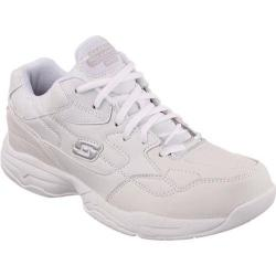 Men's Skechers Work Relaxed Fit Felton Altair White