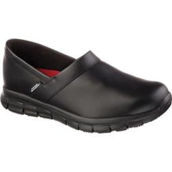 Men's Skechers Work Relaxed Fit Sure Track Verteen SR Black