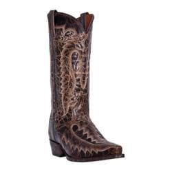 Dan Post Men's Boots Atticus 13in DP3612in Chocolate Lodge Leather