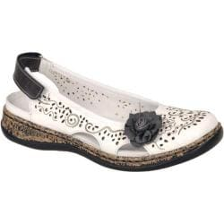 Women's Rieker-Antistress Daisy 37 White/Graphite