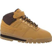 Fila Men's Boots F-13 Weather Tech Wheat/Espresso/Metallic Gold