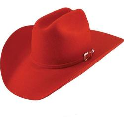 Men's Bailey Western Lightning Red Angora