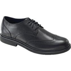 Men's Apex Lexington Wingtip Black Full Grain Leather (5 options available)