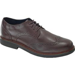Men's Apex Lexington Wingtip Brown Full Grain Leather|https://ak1.ostkcdn.com/images/products/86/980/P16943847.jpg?impolicy=medium