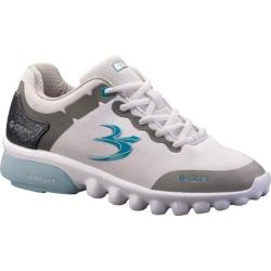 Women's Gravity Defyer Gamma Ray Blue/Grey/White Synthetic