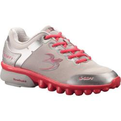 Women's Gravity Defyer Gamma Ray Grey/Pink Synthetic