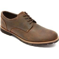 Men's Rockport Sharp & Ready Colben Brown II Leather