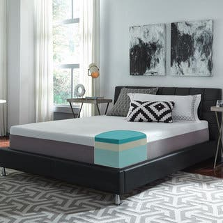 Slumber Solutions Choose Your Comfort 12-inch King-size Gel Memory Foam Mattress|https://ak1.ostkcdn.com/images/products/8600005/P15869797.jpg?impolicy=medium