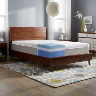 Slumber Solutions Choose Your Comfort 14-inch Full Size Gel MemoryFoam Mattress