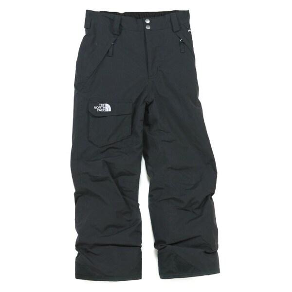 The North Face Boys 'Freedom' TNF Black Ski Pants