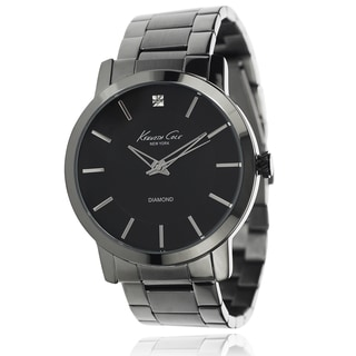 Kenneth Cole Men's Stainless Steel Link Watch