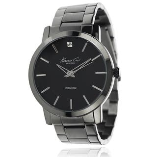 Kenneth Cole Men's Stainless Steel Link Watch|https://ak1.ostkcdn.com/images/products/8600320/P15870026.jpg?impolicy=medium