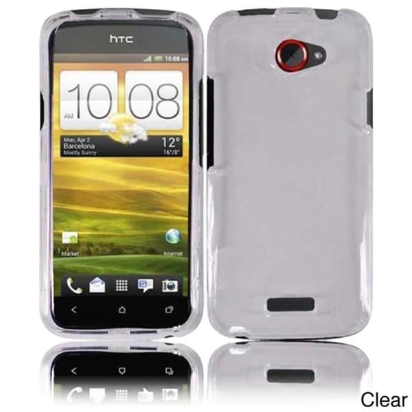 INSTEN Hard Plastic Phone Case Cover for HTC One V