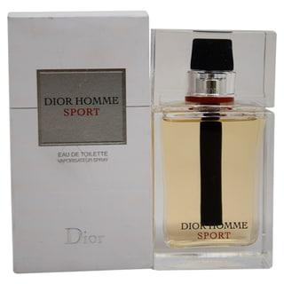 Christian Dior Homme Sport Men's 3.4-ounce Eau de Toilette Spray (Tester)