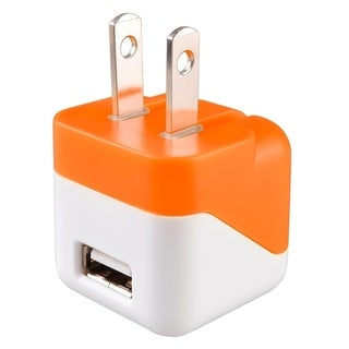 INSTEN USB Mini Travel Charger for Apple iPhone 4/ 4S/5/ 5S/ 6