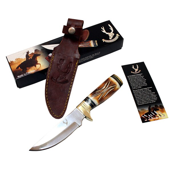 The Bone Edge Series 9.5-inch Hunting Knife