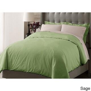Oversize Cotton 3-piece Duvet Cover Set (More options available)