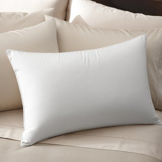 Famous Maker 230 Thread Count Medium White Down Pillow