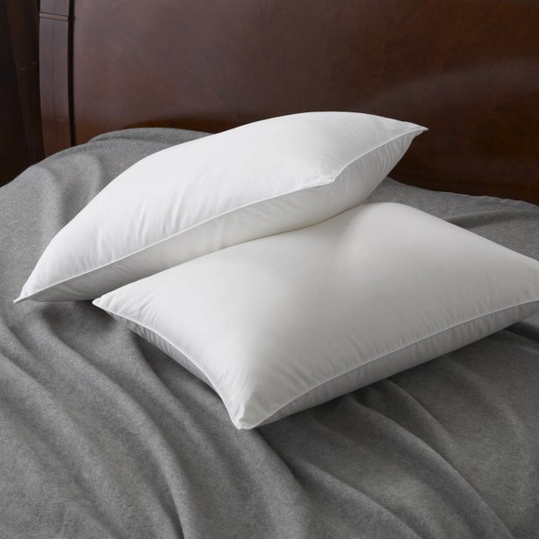 Famous Maker 230 Thread Count Firm Down Alternative Pillow
