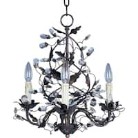 Maxim Elegante Crystal 3-light Chandelier