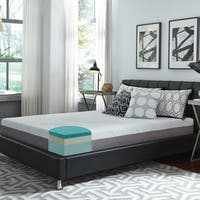 Slumber Solutions Choose Your Comfort Gel Memory Foam 10-inch Twin-size Mattress