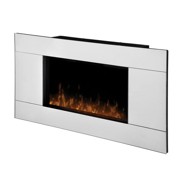 Dimplex Stainless Steel Electric Flame Fireplace Free Shipping Today 15872007