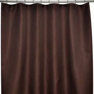 Shower Curtains chocolate brown shower curtains : Brown Shower Curtains - Overstock.com - Vibrant Fabric Bath Curtains