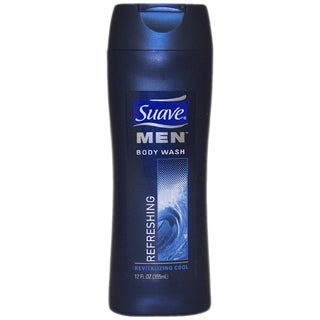 Suave Men Refreshing Revitalizing Cool 12-ounce Body Wash