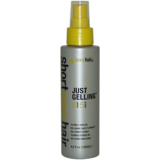 Sexy Hair Short Sexy Hair Just Gelling Flexible Liquid 4.2-ounce Gel