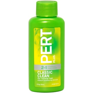 Pert Plus Medium Conditioning Formula 2 in 1 1.7-ounce Shampoo & Conditioner