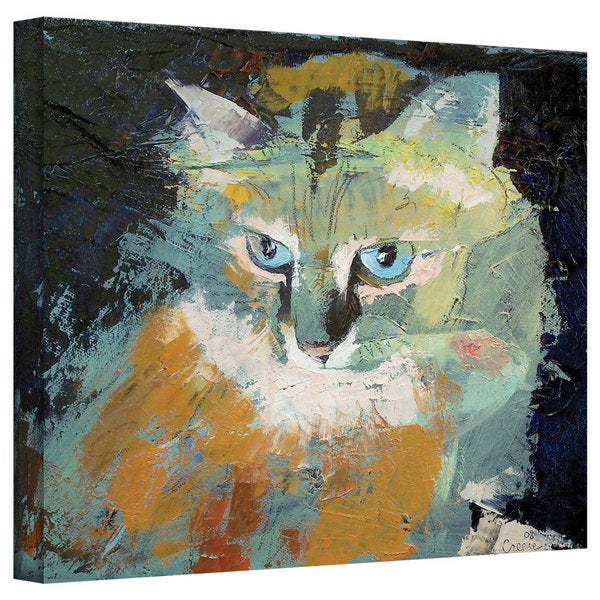 e1e4c919d06a Shop Michael Creese  Himalayan Cat  Gallery-Wrapped Canvas Art - On ...