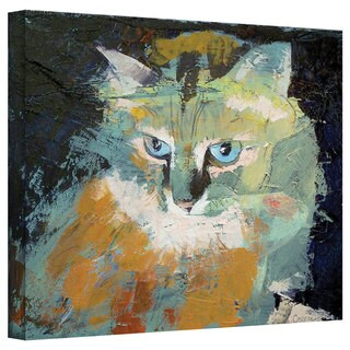 Michael Creese 'Himalayan Cat' Gallery-Wrapped Canvas Art (5 options available)