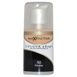 Max Factor Colour Adapt Skin Tone Adapting Makeup # 50 Porcelain
