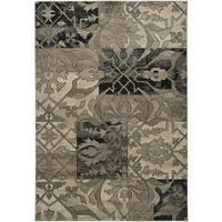 Large Power-loomed Handicraft Imports Gibraltar Area Rug (9'2 X 12'6)